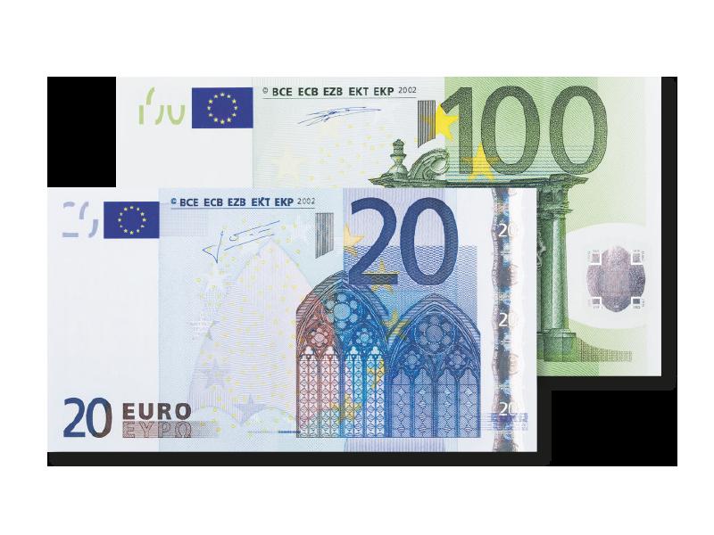 120 Euro Bargeld-Prämie