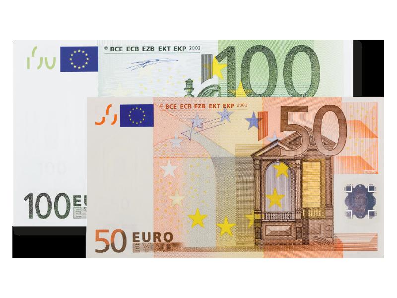 150 Euro Bargeld-Prämie