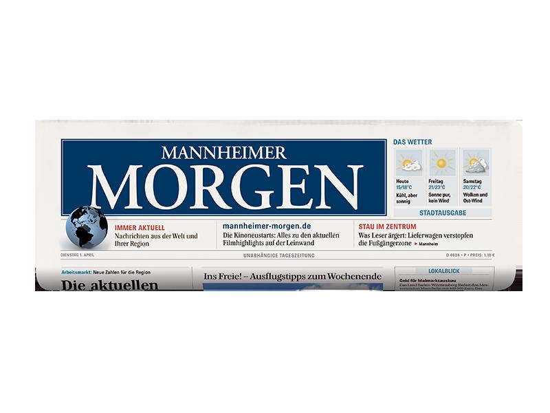Print-Abo Mannheimer Morgen